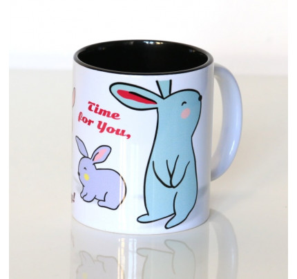 Kubek Time for You... Bunny!